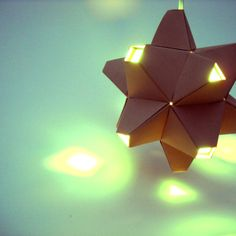Modern Home Lighting - Origami Light