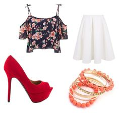 """Sin título #141"" by resentida on Polyvore"