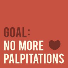 6 Ways to Instantly Stop Heart Palpitations | Life Off Beat -coughing actually works for me sometimes!