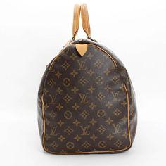 Louis Vuitton Lv Boston Leather Travel Bag
