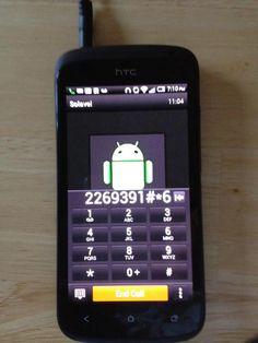Solavei HTC One phone