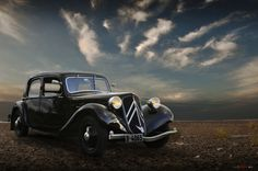 Citroën Traction Avant (1934-1957)