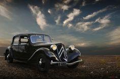 Citroën Traction Avant (1934-1957)
