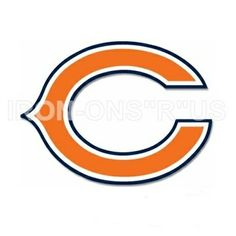 "Chicago Bears Logo Iron on NFL Football Sports T Shirt Transfer N291 - IRON-ONS""R""US™ l Your One Stop IRON-ON Super Shop"