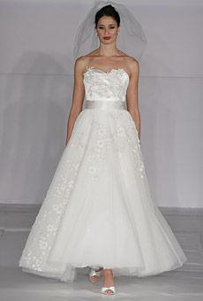 Brides: From the 2010 Runways: Vintage Looks :