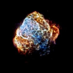 Unprecedented X-ray View of Supernova Remains (September2014) | by NASA's Marshall Space Flight Center