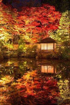 Japanese Garden in Nikko, Tochigi Prefecture, Japan | by Keiichi Taguchi
