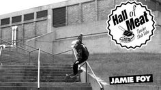 Hall Of Meat: Jamie Foy – ThrasherMagazine: ThrasherMagazine – Gravette handled this monster frontside and it made skate history. Foy goes…