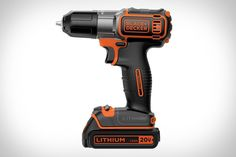 Even the most skilled do-it-yourselfers have issues with mechanical clutches in their drills. The Autosense Drill from Black & Decker addresses that problem thanks to Autosense Technology, which intuitively knows when to stop a screw flush, making it three times...