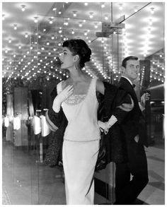 Gitta Schilling for Saison Journal, Berlin 1957