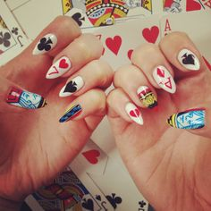 King and Queen nails
