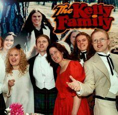 Angelo Kelly, Maite Kelly, The Kelly Family, Paddy Kelly, Barbara Ann, Dan, People