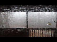 Rain Arrives In North Carolina-- Good Bye Fires!  Part 2