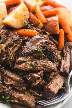 Pork Loin Instant Pot Recipe With Potatoes.Easy Instant Pot Pork Tenderloin Dinner Juggling Act Mama. Instant Pot Pork Tenderloin With Garlic Herb Rub The . Instant Pot Pork Loin With Apples And Mashed Potatoes . Easy Pot Roast, Instant Pot Pot Roast, Healthy Pot Roast, Healthy Chicken, Pot Roast Recipes, Beef Recipes, Healthy Recipes, Game Recipes, Salads