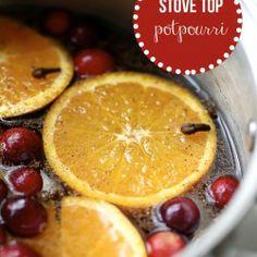 Christmas stove top potpourri I Heart Nap Time | I Heart Nap Time - Easy recipes, DIY crafts, Homemaking