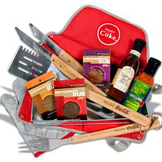 Father's Day Sauces & Snacks for The Grill Master