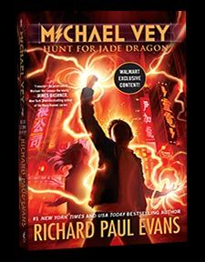 4th book in the Michael Vey series.