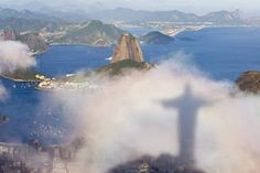 I go to Rio and Sao Paulo . Places Around The World, Around The Worlds, Rio Photos, Christ The Redeemer, Flavio, Town And Country, National Geographic Photos, Vacation Destinations, Niagara Falls