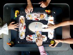 Afbeeldingsresultaat voor food order touch table