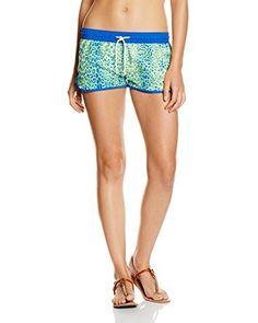 Effek Shorts  [Blu/Verde]