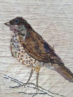 Thread and Thrift: Some more garden birds