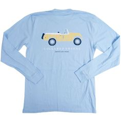 Jeepster Long Sleeve T-Shirt