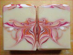 "cold-process soap ""sensual amber"""