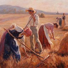 Peinture de Grégory-Franck HARRIS - chezmamielucette