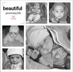 Beauty of life is when it grows