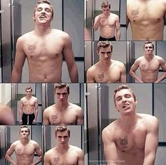 Dave Franco we kno ur sexy so stop torturing meee