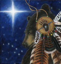 Dragonfly Designs Store - Cathy McClelland Bear Medicine, $150.00 (http://www.dragonflytahoe.com/cathy-mcclelland-bear-medicine/)