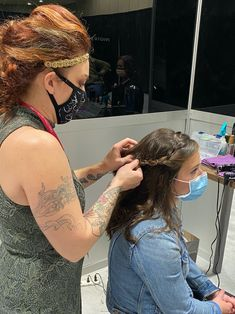 Gypsy Hair Guru gives mini makeovers at the Glam2Go Zone Gypsy Hair, Bridal Show, Twin Cities, Wedding Vendors, Wedding Planning, Fashion Show, Guys, Mini, Inspiration