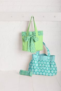 Foreign Exchange Bag Sewing Pattern | Shop | Oliver + S