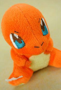 Hey, I found this really awesome Etsy listing at https://www.etsy.com/listing/186815159/charmander-mini-plush-doll-pokemon