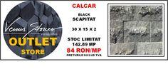 CALCAR  petra black scapitat 40x30x2