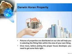 Darwin Horan The Leading Property Builder And Developer