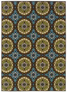 Oriental Weavers Caspian CA8328 Blue