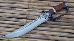 Dragon.Custom fighting knife.