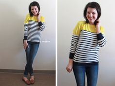 love this sweater! @Nesreen Mills Fix