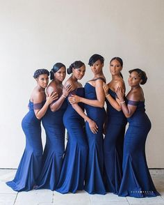 Such a pretty bridesmaids photo . My closest friend. My sister. My cheerleader. My confidant. My fire. My late-night-giggles. My squad. My bridesmaids. Chic Bridesmaid Dresses, Black Bridesmaids, Wedding Dresses, Bridesmaid Hairstyles, Wedding Bridesmaids, Wedding Attire, Wedding Bells, Wedding Inspiration, Wedding Ideas