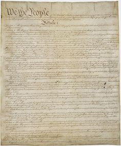 Help Students Explore the U.S. Constitution With This Interactive Site