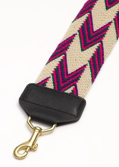 4bc65eb67 Beautifully handwoven detachable handbag strap. Sourced in Colombia,  finished in NYC. Vegetable Tanned