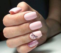 Semi-permanent varnish, false nails, patches: which manicure to choose? - My Nails Shellac Nails, Matte Nails, My Nails, Prom Nails, Stiletto Nails, Coffin Nails, Nail Polish, Solid Color Nails, Nail Colors
