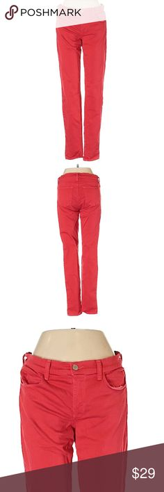 I just added this listing on Poshmark: J Brand Red Low Rise Skinny Jeans. Low Rise Skinny Jeans, Skinny Legs, Jeans For Sale, J Brand, Parachute Pants, Spandex, Denim, Red, Check