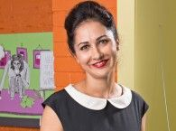 Belinda Parmar, 39, is the CEO of Lady Geek, a company campaigning to make technology more accessible to women. She lives in Muswell Hill with her husband Sal, a technology developer, and their children Jedd, seven, and Rocca, five.