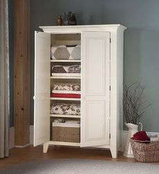 Handcrafted Linen Cupboard