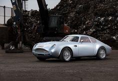 Aston Martin DB4 GT Zagato by Richard Pardon