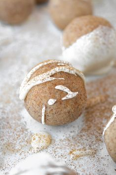 These Cinnamon Roll Fat Bombs are a perfect keto-friendly dessert to curb your sweet tooth! These fat bombs are low-carb, keto, gluten-free, grain-free, vegetarian, refined-sugar-free, and only 1.4g net carbs!
