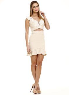 Vestido Perfect way - Impacto Da Moda