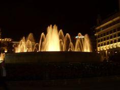 Placa D'catalunya, Barcelona
